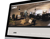 LOKE Digital - Website Upgrade