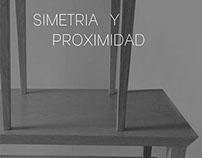 Simetría y proximidad