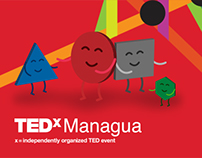 TEDx Managua - Think Big - 2014