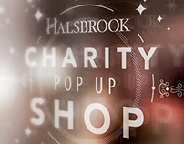 Halsbrook Charity Pop Up Shop