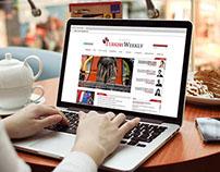 USAK/Journal of TurkishWeekly Web Design