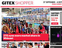Gitex Shopper - Khaleej Times Coverage
