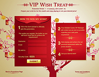 VIP Wish Treat