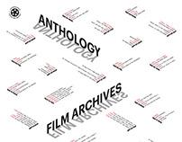 Anthology Film Archives September 2014
