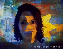Wild Flower Child Photography Campaign