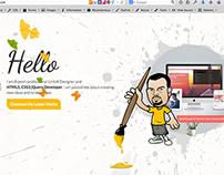 UI developer portfolio website : www.bijudesigner.com