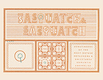 Sasquatch & Sasquatch, Cause & Affect Exhibition