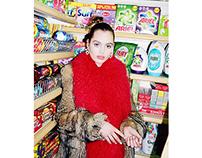 Staz for Sleek Magazine