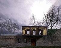 wall house - wip