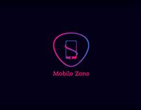 Mobile Zone Branding