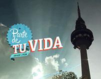 Promo Campaign for TVE