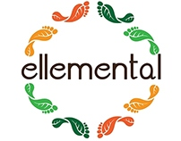 Ellemental Logo for Elle