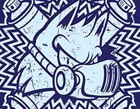 Spray Monster(Crest)