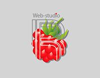 """Logo for design studio """"Raspberry"""""""