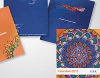 Crea Calendar 2013