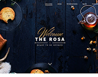 ROSA - Restaurant WP Theme