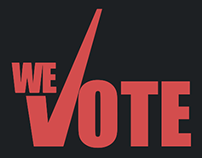 Interactive Application: We Vote