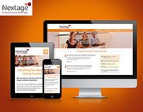 Nextage  website