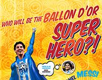 Infographic - Ballon D'Or
