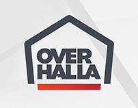 Overhalla (Visual Identity + Naming)