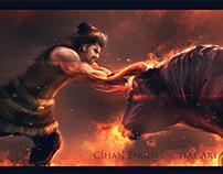 Dede Korkut - Boğaç Khan - Tales and Legends Series