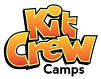 KitCrew Camps Branding