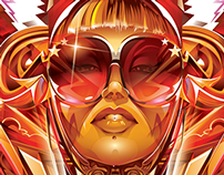 Adobe Illustrator CC2014 - VENUS REVISITED
