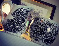 Ceramic Paint~