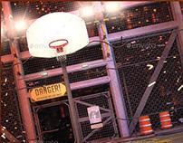 Hoops! Streetball / Basketball Flyer Template