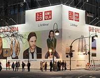UNIQLO Brand Launch