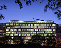 Finsbury Square Office for Sheppard Robson