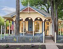 Historic Brannan Cottage Inn