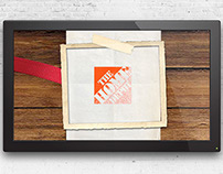 Motion Graphic Design - Home Depot