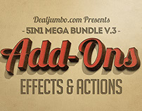 Mega Bundle: Add-Ons (Effects & Actions)