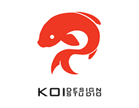 KOI Design Studio Identity Project