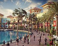 Marina Abu Dhabi Main Building