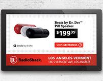 Motion Graphic Design - RadioShack