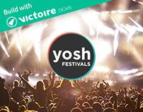 Yosh - Festivals