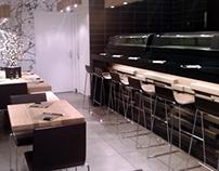 Sushi shop (bar)  / MCM Design Projet