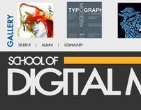 Concepts - Website Design