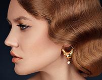 Photos of jewelry for Ulyana Sergeenko
