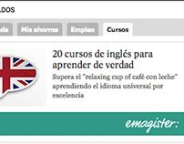 Campaña en El País :: Emagister