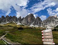 Südtirol-Verona-Dolomiten 2014