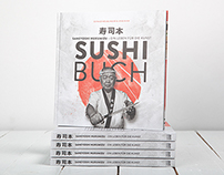 Book Editorial - Sushi Book