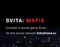 Contest in social game Svita