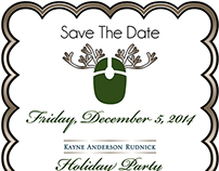 KAR Holiday Party Save the Date 2014
