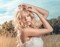 Sensual model: Roksana Ostrowska