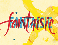 Fantaisie /// Workshop Typo