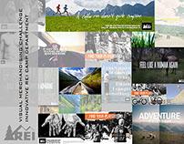 REI Visual Merchandise Challenge Fall 2014