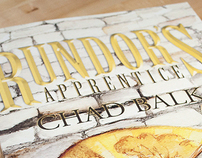 Rundor's Apprentice Cover Design